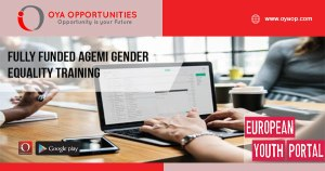 Fully Funded AGEMI Gender Equality Training