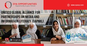 UNESCO Global Alliance for Partnerships on Media and Information Literacy (GAPMIL)