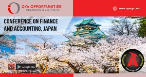 Academic Conference 2020 on Finance and Accounting