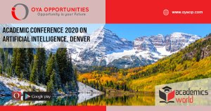 Academic Conference 2020 on Artificial Intelligence
