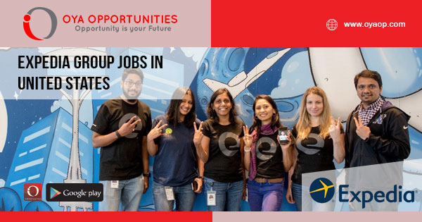 Expedia group jobs in United States