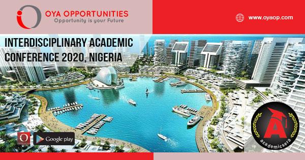 Interdisciplinary Academic Conference 2020, Nigeria
