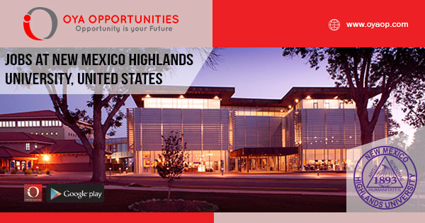 Jobs at New Mexico Highlands University