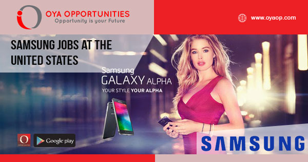 Samsung jobs at the United States