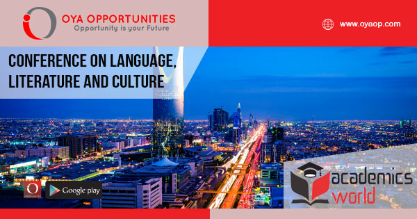 Academic Conference on Language, Literature and Culture 2020