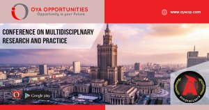 Academic Conference on Multidisciplinary Research and Practice