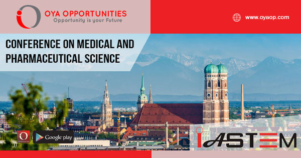 Academic Conference on Medical and Pharmaceutical Science 2020
