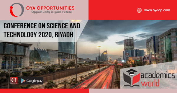 Academic Conference on Science and Technology 2020