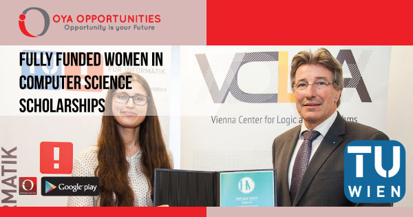 Fully Funded Women in Computer Science Scholarships