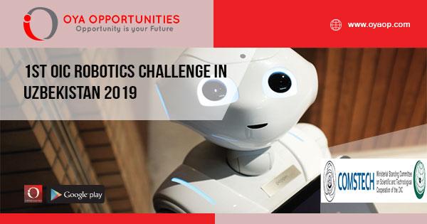1st OIC Robotics Challenge in Uzbekistan 2019