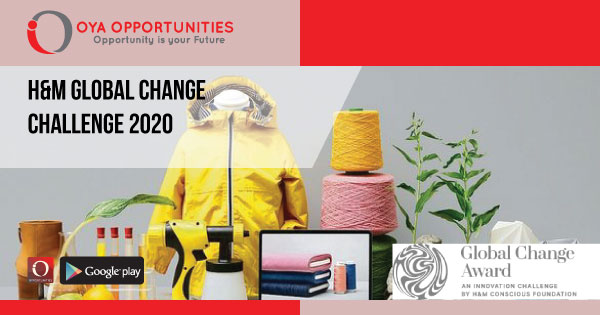 H&M Global Change Challenge 2020