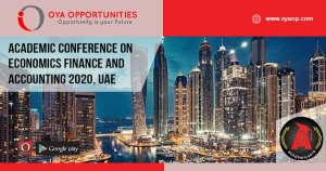 Academic Conference 2020 on Economics Finance and Accounting