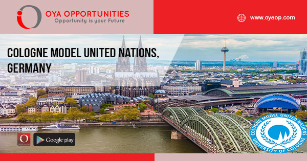 Cologne Model United Nations, Germany