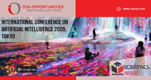 International Conference on Artificial Intelligence 2020