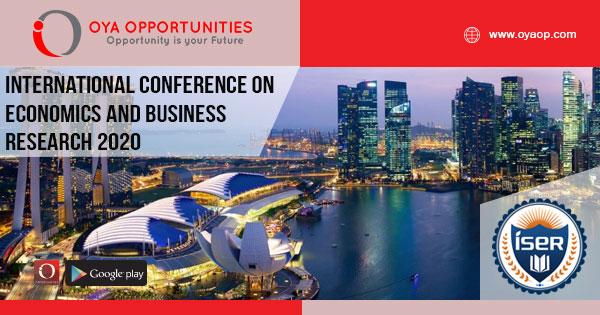 International Conference on Economics and Business Research 2020