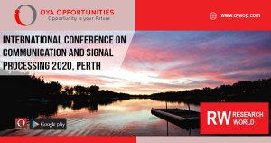 International Conference on Signal Processing 2020