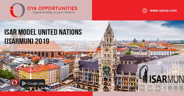 Isar Model United Nations (IsarMUN) 2019