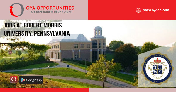 Administrative jobs at Robert Morrison University