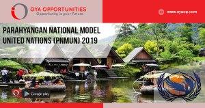 Parahyangan National Model United Nations (PNMUN) 2019