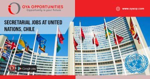 Secretarial jobs at United Nations, Chile