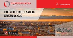 URJC Model United Nations (URJCmun) 2020