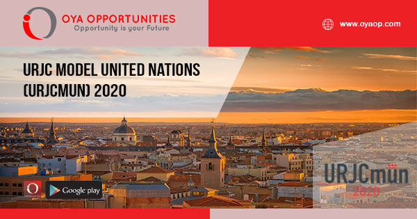 URJC Model United Nations (URJCmun) 2020