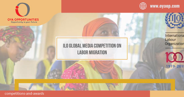 ILO Global Media Competition on Labor Migration