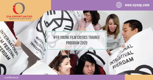IFFR Young Film Critics Trainee Program 2020
