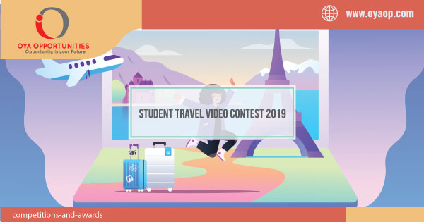 Student Travel Video Contest 2019