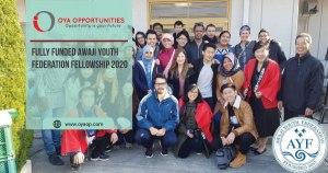 Fully Funded Awaji Youth Federation Fellowship 2020