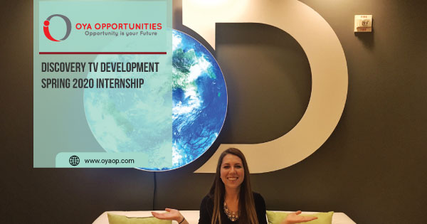 Discovery TV Development Spring 2020 Internship