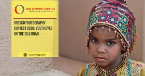 UNESCO Photography Contest 2020: Youth Eyes on the Silk Road
