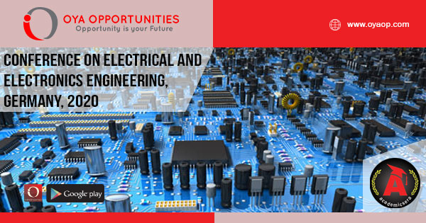 656th Conference on Electrical and Electronics Engineering, Germany