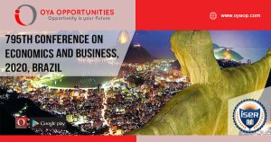 795th Conference on Economics and Business, Brazil