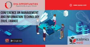 798th Conference on Management and Information Technology, France