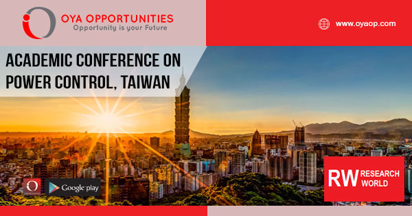 Academic Conference on Power Control 2020, Taiwan