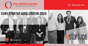 CUNY Startup Accelerator 2020