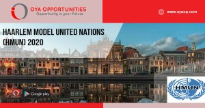 Haarlem Model United Nations (HMUN) 2020