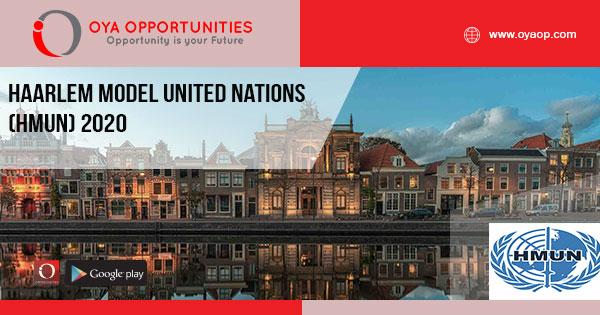 Haarlem Model United Nations (HMUN) 2020