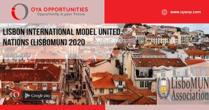 Lisbon International Model United Nations (LisboMUN) 2020