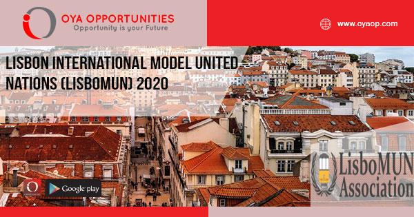 Lisbon International Model United Nations (LisboMUN) 2020