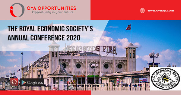 The Royal Economic Society's Annual Conference 2020