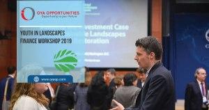 Youth in Landscapes Finance Workshop 2019