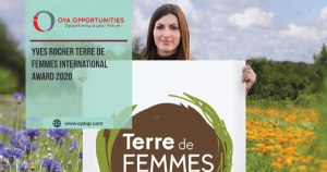 Yves Rocher Terre de Femmes International Award