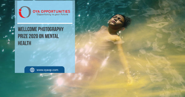 Wellcome Photography Prize 2020 on Mental Health