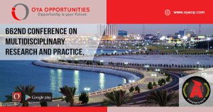 662nd Conference on Multidisciplinary Research and Practice