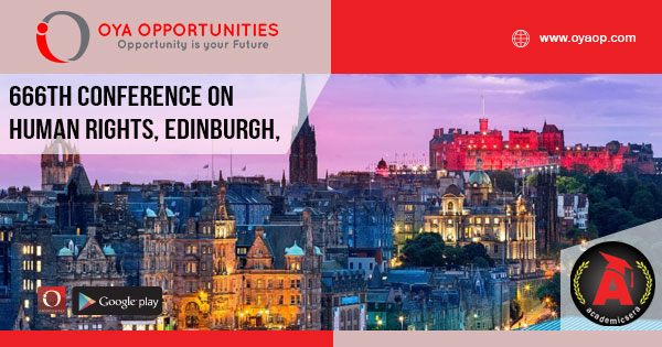 666th Conference on Human Rights, Edinburgh