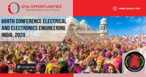 669th Conference Electrical and Electronics Engineering