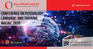 763rd Conference on Psychology, Language, and Training