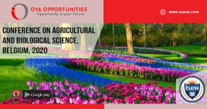 791st Conference on Agricultural and Biological Science
